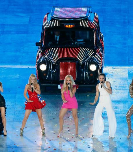 Mogelijk concertreeks Spice Girls in Vegas