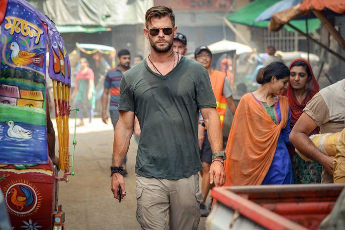 Chris Hemsworth in Netflix-film 'Extraction'