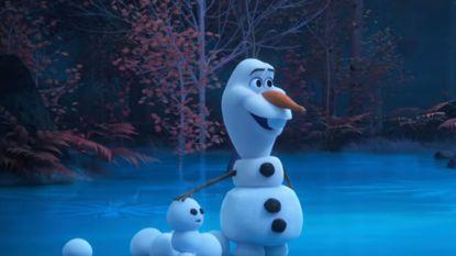 Disney lanceert reeks rond sneeuwpop Olaf, volledig van thuis uit gemaakt