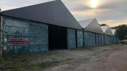 AGB Glabbeek gaat loodsen op gemeentelijk domein restaureren
