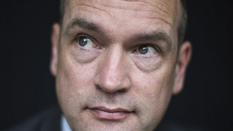 Gert-Jan Segers, nieuwe partijleider van de ChristenUnie Beeld null