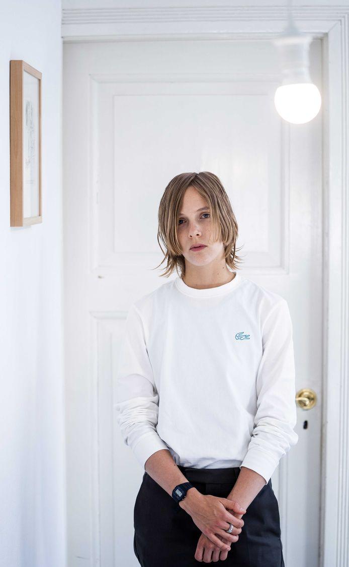Marieke Lucas Rijneveld.  Foto Jeroen Jumelet