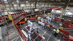 """""""300.000 pakjes per dag de deur uit"""" in grootste sorteerbedrijf van Benelux"""