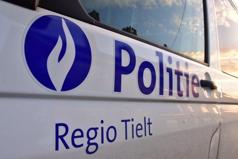 De politie van de zone Regio Tielt deed de vaststellingen.