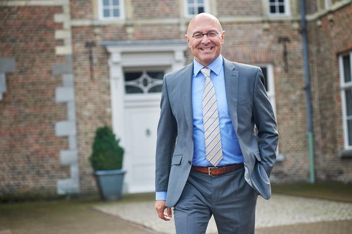 Nieuwe burgemeester Meierijstad Kees van Rooij. Fotograaf: Van Assendelft