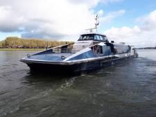 Sliedrechtse wethouder: waterbus vaart zeker nog twee jaar