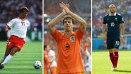 Van Benzema tot van Nistelrooij: ook deze vedettes werden net als Nainggolan thuisgelaten door hun bondscoach