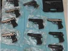 17 mannen aangehouden bij ontmantelen vuurwapenhandel