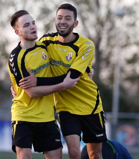 Pechvogel Mellah is definitief terug met vijf goals