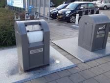 'Gemeente Apeldoorn moet  containers sneller legen'