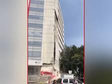 Flats schudden op grondvesten tijdens aardbeving