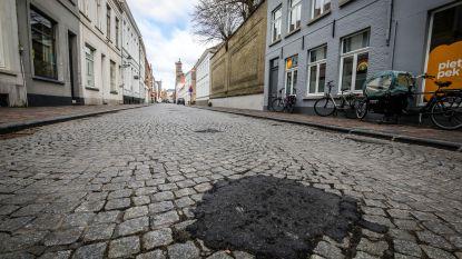 Dit is de nieuwe Katelijnestraat: minder parkeerplaatsen én mogelijkheid om straat af te sluiten