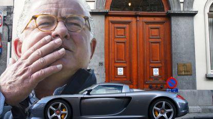 Porsche Jeroen Piqueur is na lange procedure terug bij garage in Sint-Martens-Latem