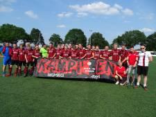 Onder 19 van DVC is na titel hoogst spelende jeugdteam in de Liemers