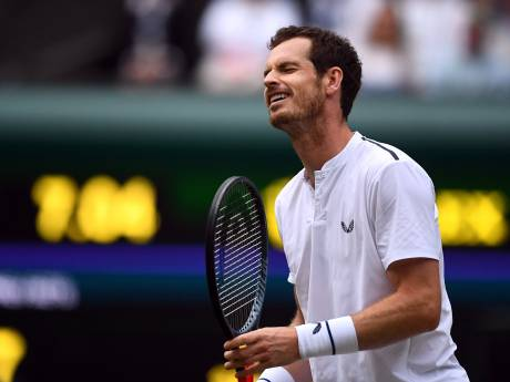 """Le retour de Murray en simple à l'US Open jugé """"très improbable"""" par l'Écossais"""