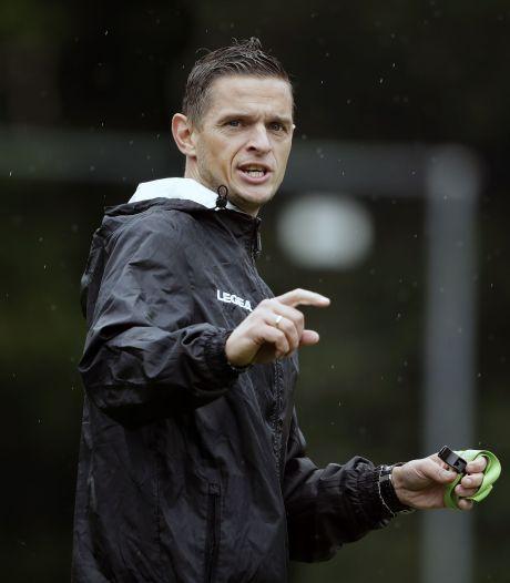 Rogier Meijer nieuwe trainer NEC, Ron de Groot assistent