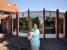 Dorpsstraat Bakel: 'Laat allen goed zijn. Amen'