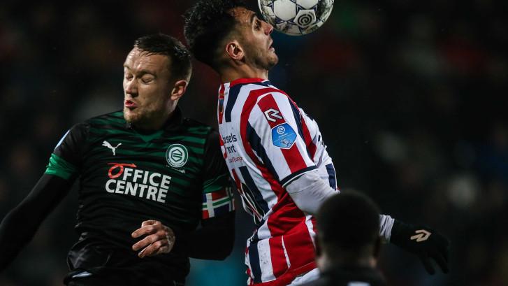 Samenvatting | Willem II klopt aanvallend machteloos FC Groningen