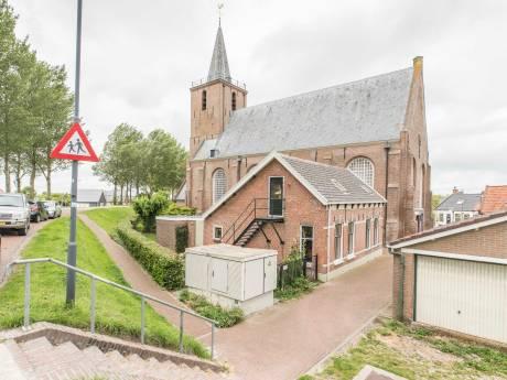 Bijzonder plan om kerk in Kortgene overeind te houden: restaurant en appartementen