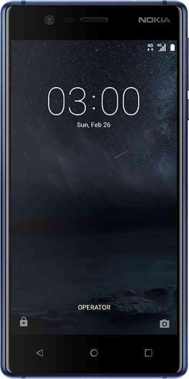 De nieuwe Nokia 3.