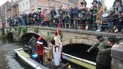 Sint verwelkomt brave kindjes op 16 november in Lier