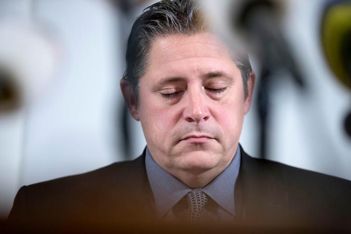 Burgemeester Ralf Krewinkel van Heerlen