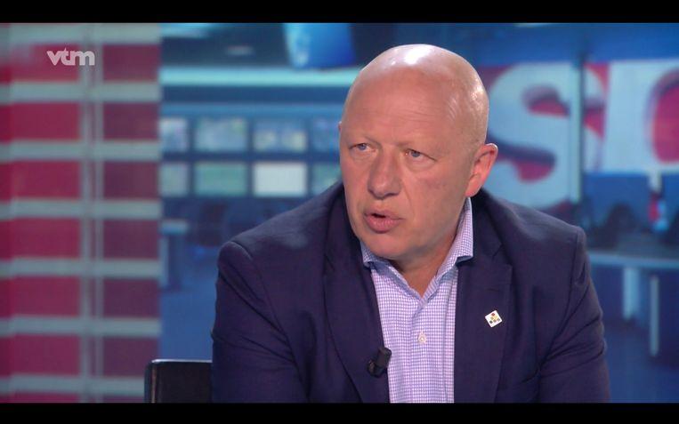 Hans Bonte noemt Crombez weinig geloofwaardig. Maar volgens Conner Rousseau, kersvers Vlaams fractieleider, is niet alles de schuld van de voorzitter.