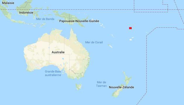 Tuvalu est un archipel perdu dans l'océan Pacifique, au nord des îles Fidji