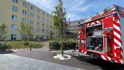 Brand aan woonzorgcentrum in Blankenberge snel onder controle