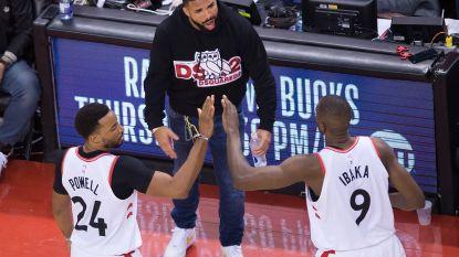 Ondanks Drake langs de zijlijn: Toronto maakt het spannend tegen Milwaukee in finale van het oosten
