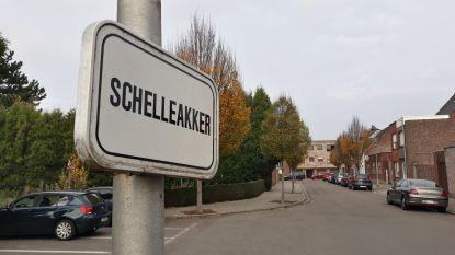Voorbereidende werken aan Schelleakker van start