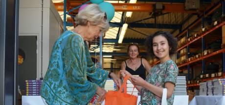 'Boekencircus' in Apeldoorn maakt honderden kinderen uit achterstandsgezinnen blij