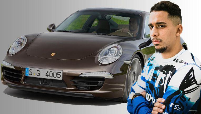 El Ghanassy speelt Porsche kwijt na 14de veroordeling