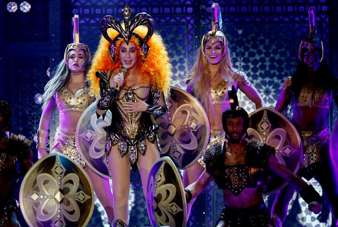 Cher komt voor het eerst in jaren weer naar ons land.