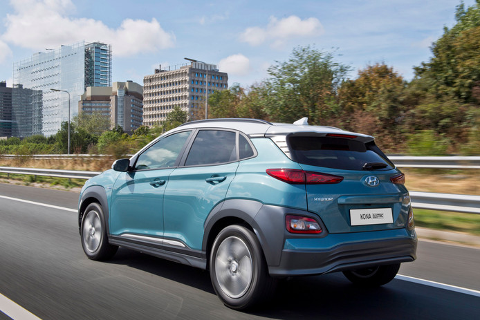 Hyundai Kona Electric modeljaar 2020
