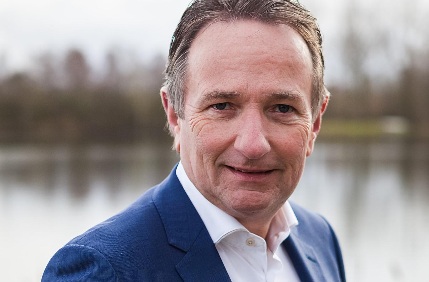 Ceo Ton van der Giessen van Van Werven Recycling in Biddinghuizen ziet nu een dip in zijn omzet maar heeft hoge verwachtingen voor de toekomst.