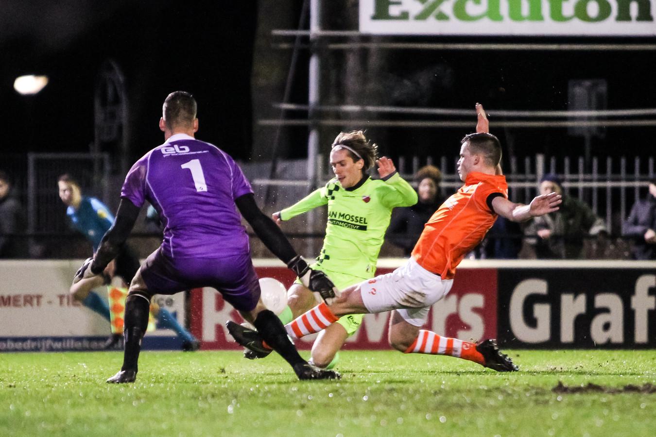 TEC speelt op eigen veld tegen IJsselmeervogels.