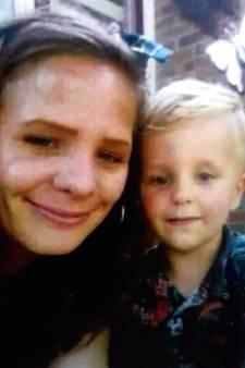 Auto van vermiste moeder en 3-jarig zoontje gevonden bij een tankstation langs de A28