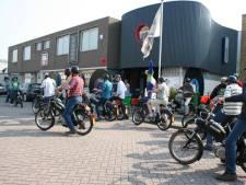 Invasie van Puchs in Hoek van Holland