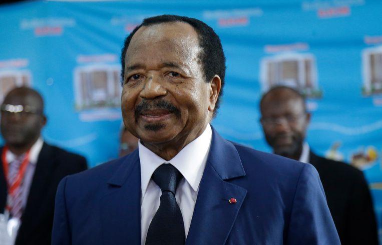 Paul Biya bestuurt het land al bijna 36 jaar. Maar na elke stembusgang klaagde de oppositie over onregelmatigheden.
