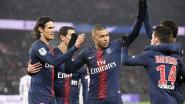 VIDEO. Invaller Thomas Meunier pikt doelpuntje mee in monsterzege (9-0) van Paris Saint-Germain tegen hekkensluiter Guingamp