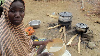 250.000 mensen op de vlucht voor moslimgeweld in Noord-Nigeria