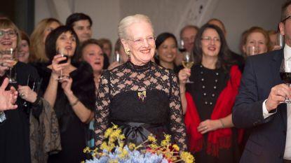 Deense koningin Margrethe geopereerd aan ogen