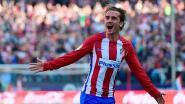 Héérlijke vrije trap Griezmann helpt Atlético van Carrasco mee voorbij zwak Sevilla