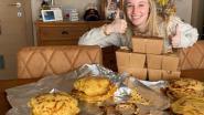 Mama overleden Bram (15) bakt pannenkoeken voor intensieve afdeling UZ Gent