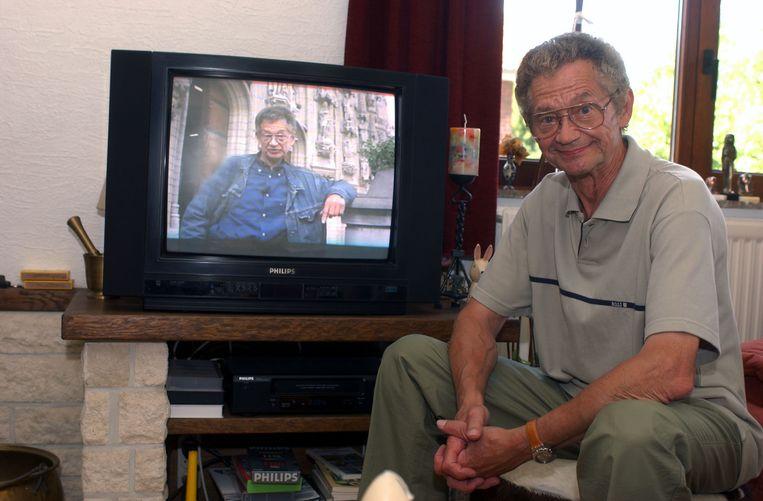 Meneer André was één van de drijvende krachten achter de Joorzangers en kreeg postuum een Lifetime Award van de Leuvense Persclub.