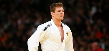 Troisième médaille belge à Prague: un duel Matthias Casse-Sami Chouchi pour le bronze