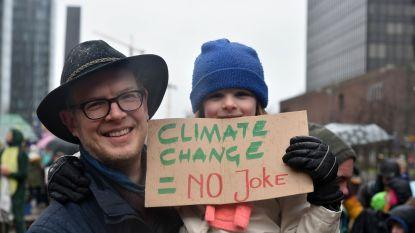 """Schauvliege dit weekend """"Klimaatprotest is wraakactie"""" Gisteren """"Ik heb me fout uitgedrukt"""""""