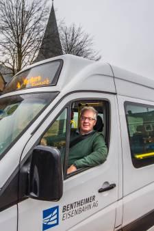 Nieuwe haltes op burgerbus tussen Denekamp en Nordhorn