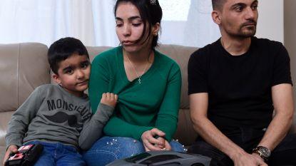 """Ouders Mawda blij met regularisatie: """"Onze dochter ligt hier. Natuurlijk willen wij blijven"""""""